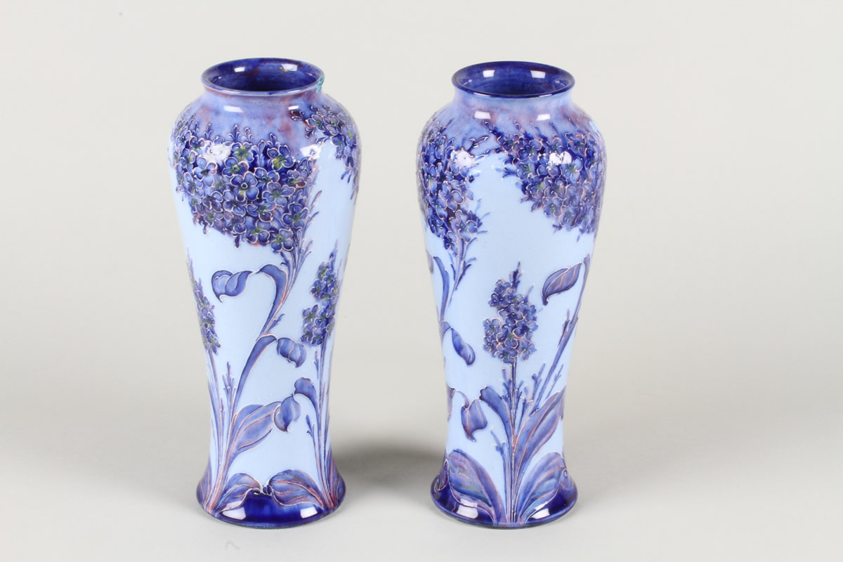 Pair of MacIntyre Florian Ware Vases, Sold £3,300.jpg