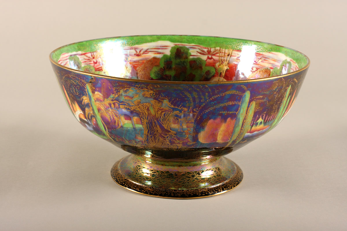 Wedgwood Fairyland Lustre Bowl, Sold £3400
