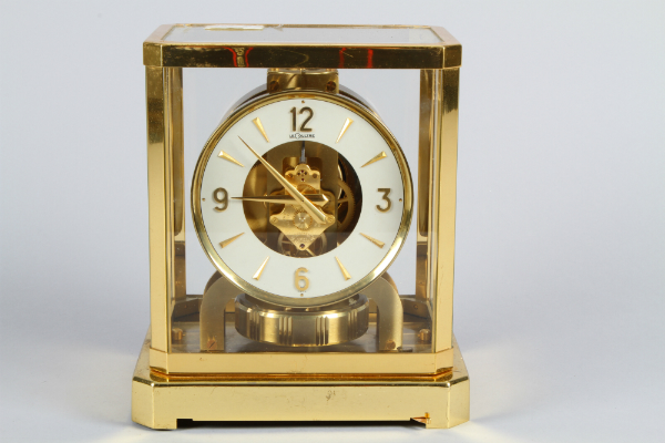 Jaeger Le Coultre Atmos Clock, sold for £380