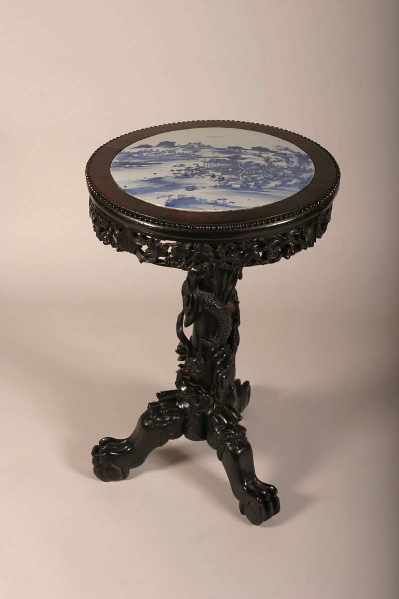 Chinese pedestal table, Sold £3100.jpg