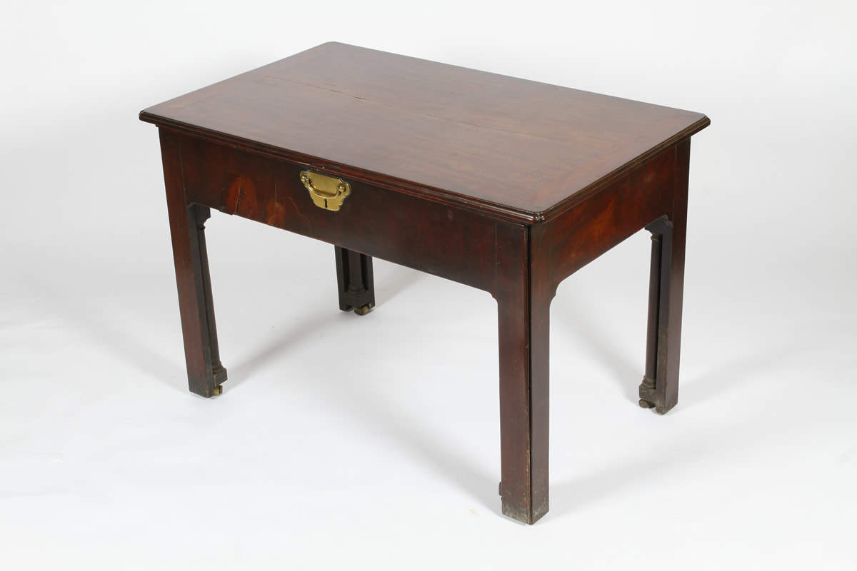 Georgian mahogany architects drawing table, Sold £2000.jpg