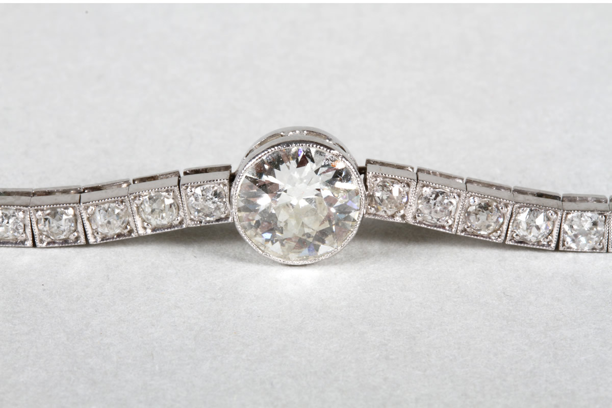 Ladies white gold and diamond bracelet, Sold £4,600.jpg