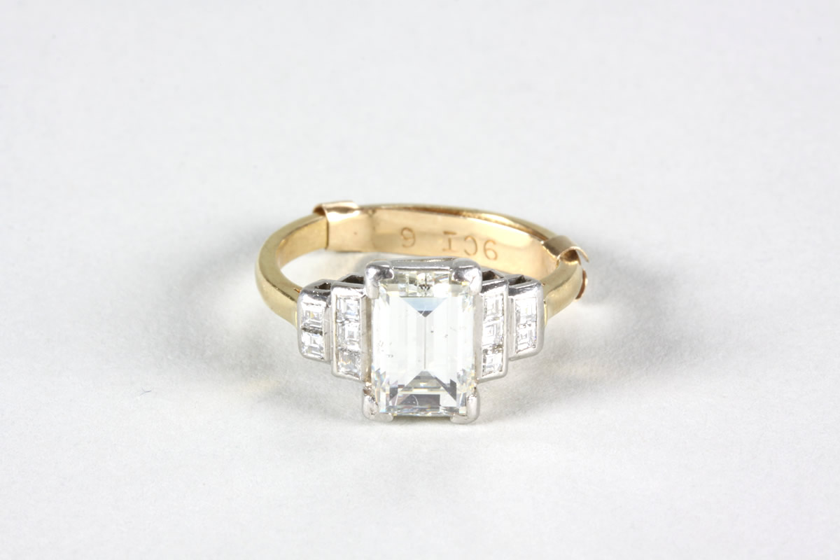 Diamond Ring,1.6 carat stone,Sold £1450.jpg