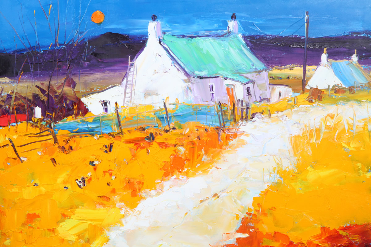 John Lowrie Morrison, (Jolomo) Framed oil on canvas. Sold £2800.jpg