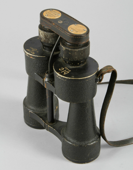 Pair German Field Glasses
