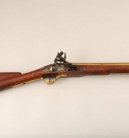 18th Century Tower Flintlock Blunderbuss, sold £1500