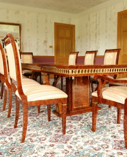 Harrods Dinning Suite, sold £2800