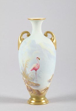 Royal Worcester Vase, sold £820