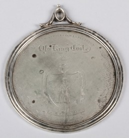 Scottish Curling Medal, sold £750