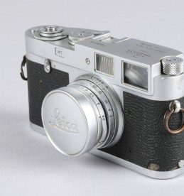 Leica M1 35mm camera, sold £280