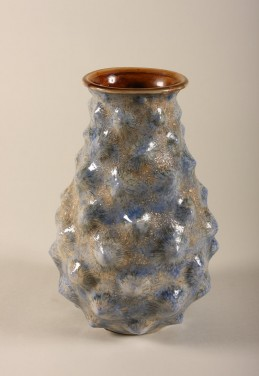 Damaged Martin Brothers Vase, Sold £600.jpg