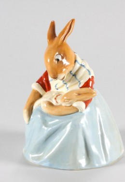 Royal Doulton Bunnykins, Sold £600.jpg