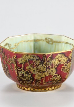 Wedgwood lustre bowl sold £850