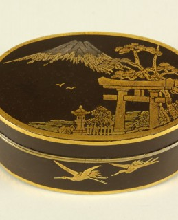 Japanese Shibuichi box, Sold £600.jpg