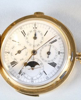 Very Rare Gents Swiss Invicta pocket watch, Sold £3,350.jpg