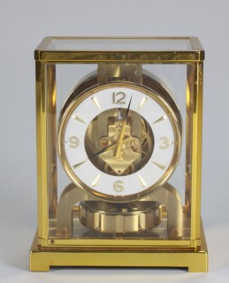 Jaeger Le Coultre Atmos clock. Sold £2300.jpg