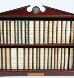 Collection of Works of Sir Winston Churchill Worldwide Limited Centenary Edition of 2000, Sold £2,500.jpg