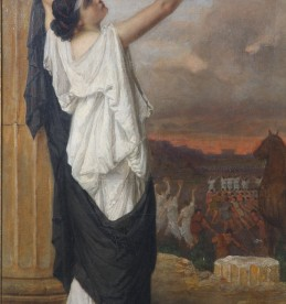 In the circle of Lord Frederic Leighton, (British 1830-1896), Realised £7000.jpg
