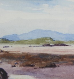 F C B Cadell RSA RSW(Scottish 1883-1937) watercolour. , Sold £7200.jpg