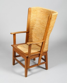 20th century oak Orkney chair, Sold £750.jpg