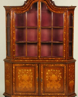 Dutch display cabinet, Sold £3600.jpg