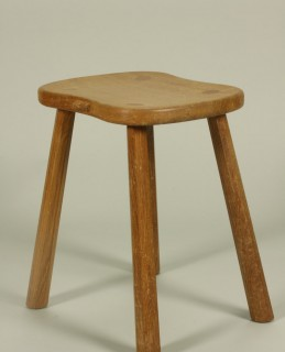 Pair stools by Mouseman Thomson sold £650.jpg