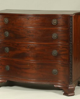 Georgian chest, Sold £2750.jpg