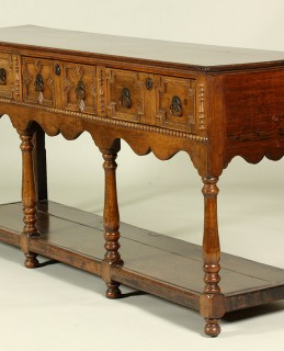 Georgian dresser base, Sold £1800.jpg