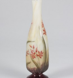 Daum Nancy Glass Vase, Sold £750.jpg