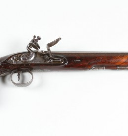 Mortimer Flintlock pistol, Sold £1200.jpg