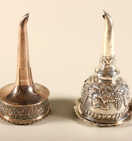 Silver Wine Funnels Sold £560 and £620.jpg